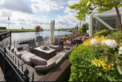 restaurants zuid holland aan het water
