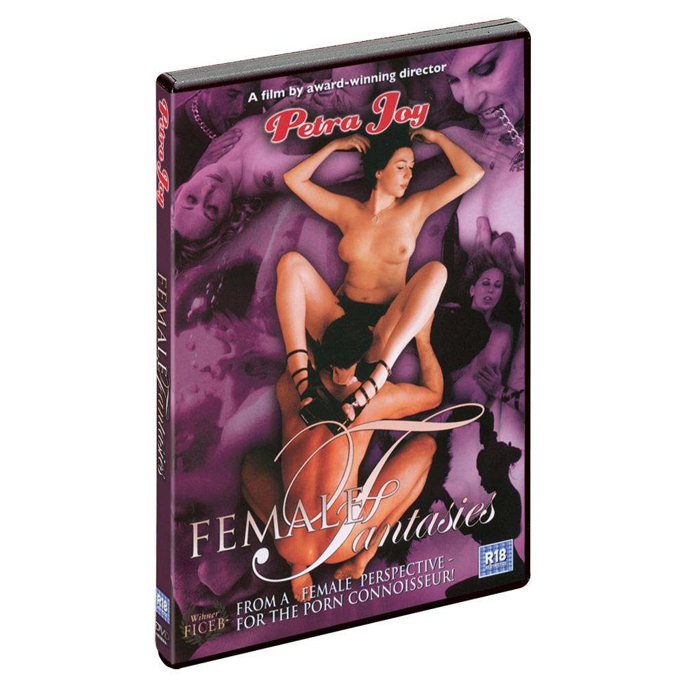 Erotic fantasies of angelique lamare adult dvd