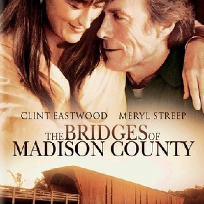 Bridges of Madison County, dvd
