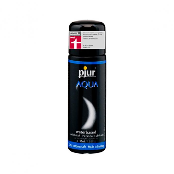 pjur aqua travel size, 30 ml